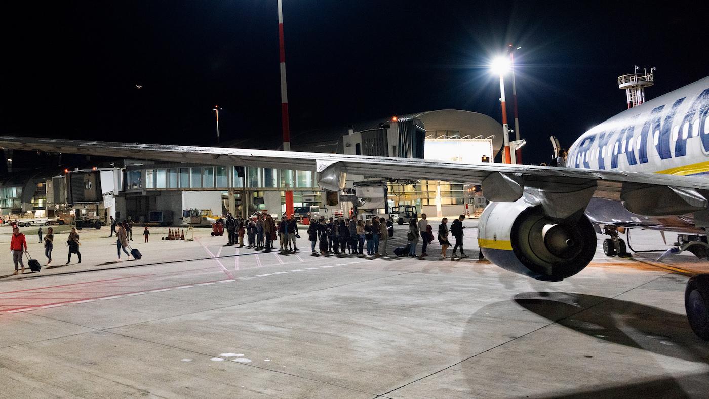 Milan Airports